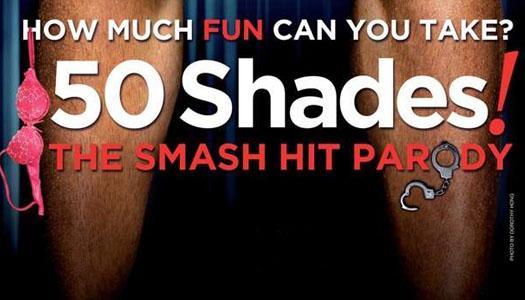 50 Shades! The Smash Hit Parody