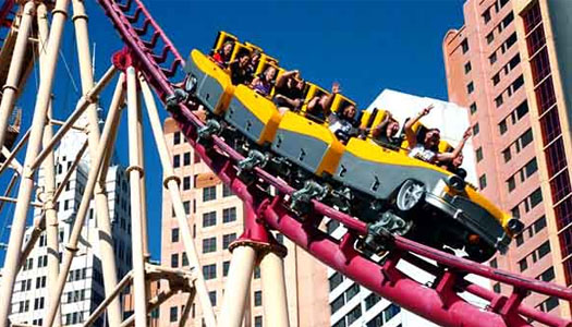 Big Apple Rollercoaster