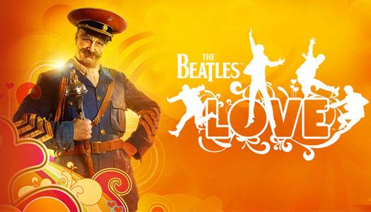 Cirque Du Soleil: Love (The Beatles)