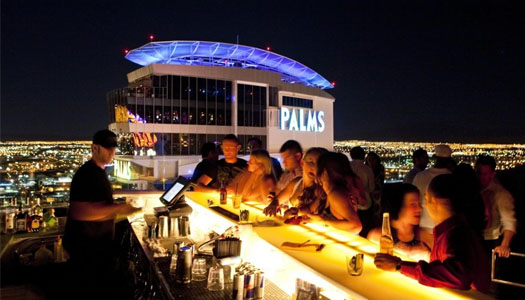 Ghostbar at Palms Casino Resort