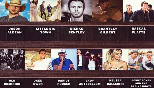iHeartRadio Country Festival