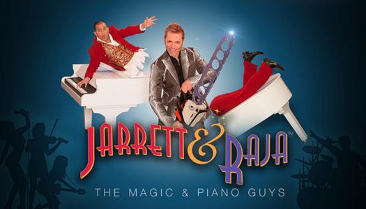 Jarrett and Raja Magician vs Maestro