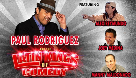 Latin Kings of Comedy