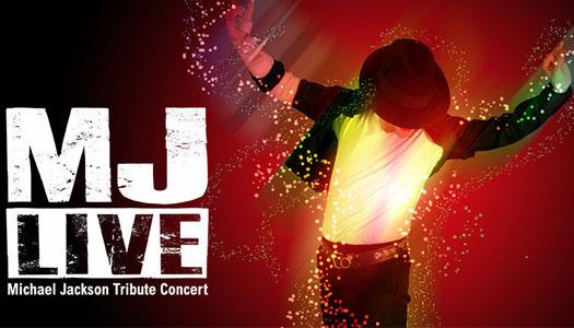 MJ Live - Michael Jackson Tribute Show