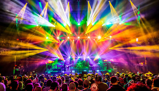 STS9 - Sound Tribe Sector 9