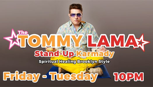 The Tommy Lama Stand-Up Karmady Show