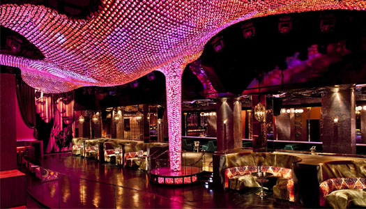 Vanity Nightclub at Hard Rock Hotel