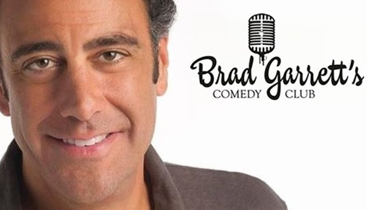 Brad Garretts Comedy Club