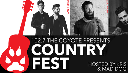 Coyote CountryFest
