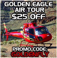 Helicopter: Golden Eagle Air Tour