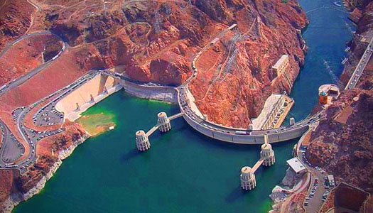 Motorcoach - Hoover Dam