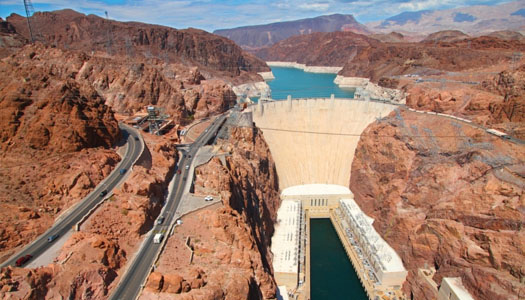 SUV - Hoover Dam Tour Information