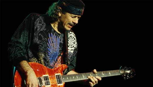 Santana Sun,... Santana Tour 2017